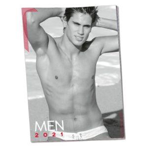 Pin-up Kalender Soft Men 2021 10er Bündel