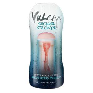 Vulcan Shower Stroker