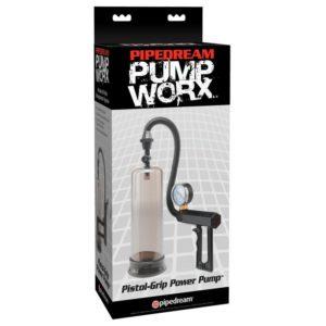 Pistol-Grip Power Pump