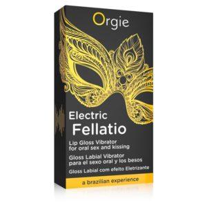Electric Fellatio-Lipgloss