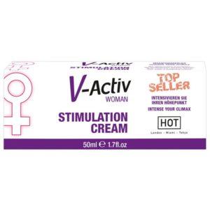 V-Activ Stimulation Cream