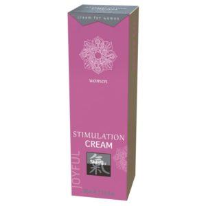 Shiatsu Stimulation Cream