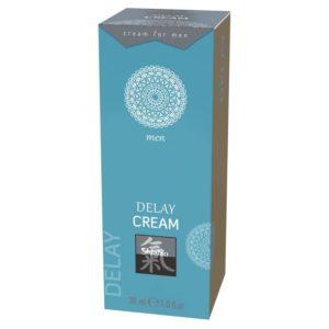 Shiatsu Delay Cream