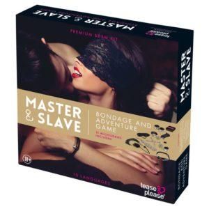 Master & Slave Erotikspiel
