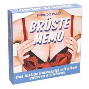 Brüste Memo