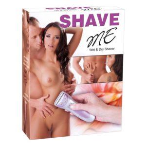 Shave Me Rasierer